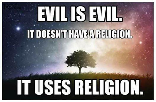 Jobsanger Evil Religion