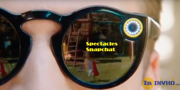 Kacamata Spectacles Snapchat