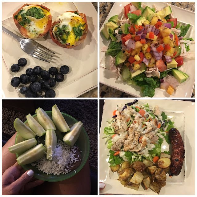 Whole30, Whole9 reset, easy meals