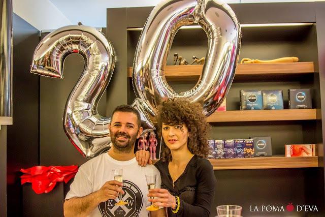 """""""La Poma d´Eva 20 aniversario"""""""