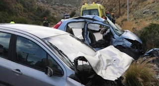 Κρήτη: Η 15χρονη δεν γνωρίζει για την τραγωδία. Έχασε μητέρα,αδελφή και χαροπαλεύει ο πατέρας