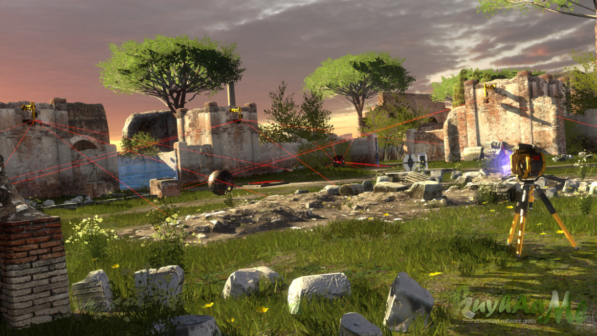 The Talos Principle: Road to Gehenna