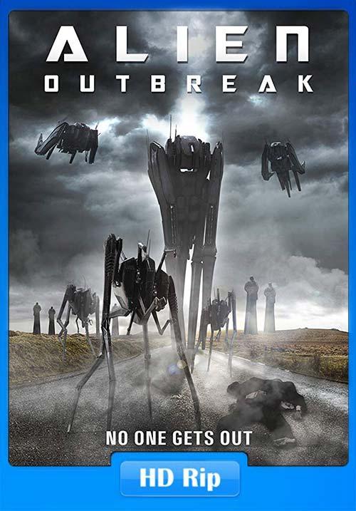 Alien Outbreak 2020 720p WEBRip x264 | 480p 300MB | 100MB HEVC
