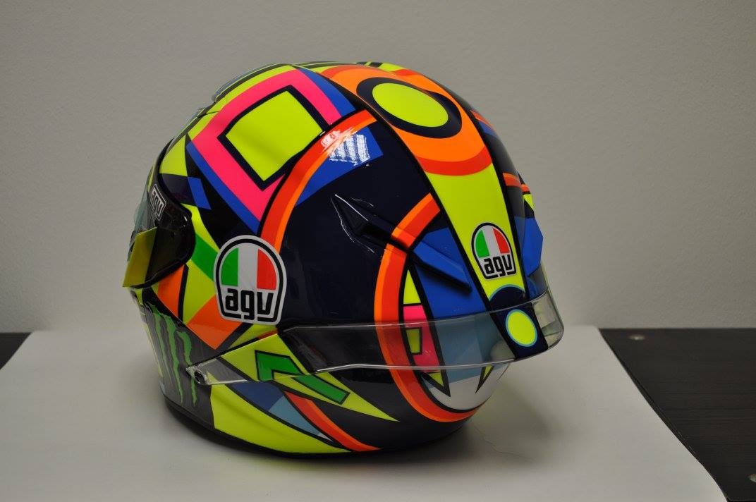 Helm Valentino Rossi