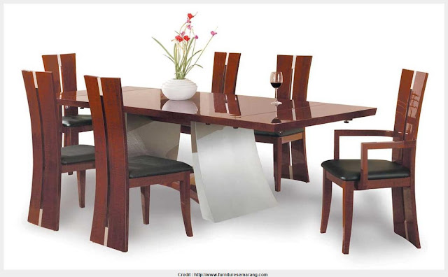 Beautiful Furniture Dining Table Picture