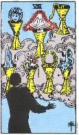 Knight Of Cups In Love And Relationships - Priania