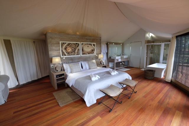 Nambwa Tented Lodge Namibia
