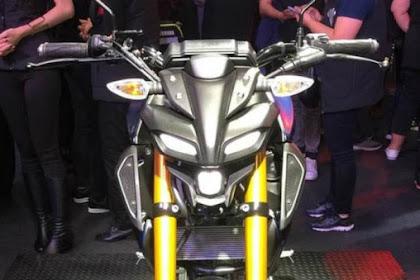 Yamaha MT15 adalah Warisan dari MT-09 dan MT-10