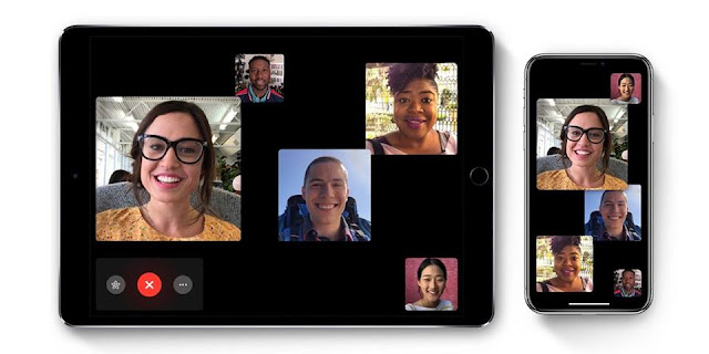 iOS 12.1 chính thức: FaceTime Nhóm, Hỗ trợ SIM kép, Deep Control ảnh 2