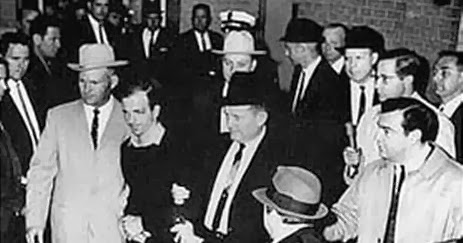 50 Years Ago Today: JACK RUBY: Lead up to the murder of Lee Harvey Oswald (A synopsis from Case Closed)