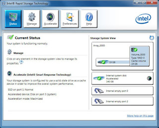 Intel Rapid Storage Technology Enterprise 4.5.0.1335 Crack+ Serial Key FREE Download