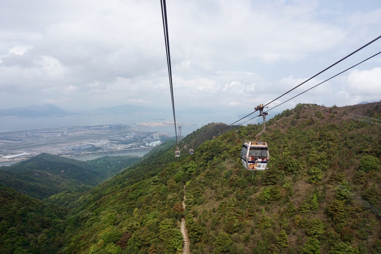Hong Kong travel diary blog vlog ngong ping 360