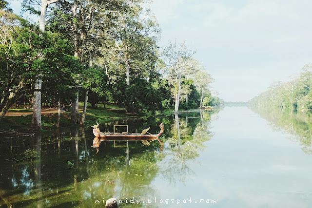 foto-foto di angkor thom