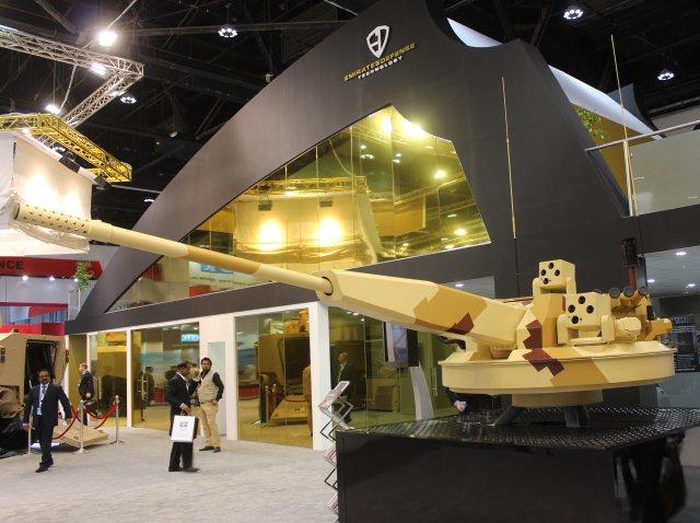 Rusia desarrolla munición para hacer frente a drones. Russia_to_Supply_UAE_with_AU_220M_Light_Automatic_Gun_Turret_640_001