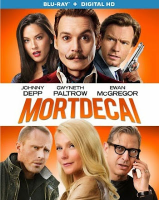 Mortdecai 2015 Dual Audio BRRip 480p 300Mb x264