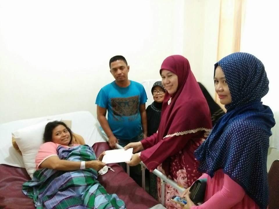Panggilan Jiwa Umi Bantu Seorang Ibu Melahirkan Tiada Biaya Operasi