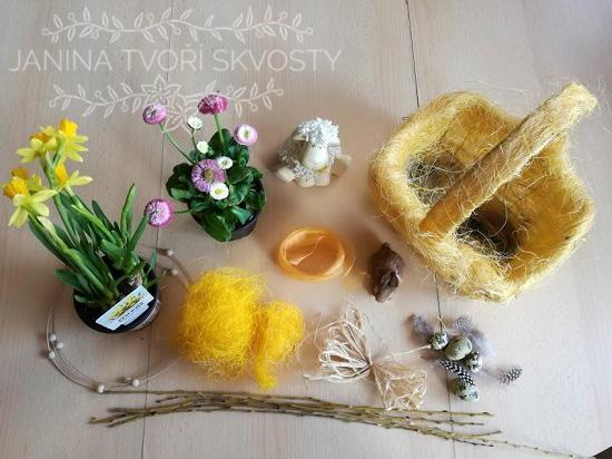 výroba velikonočních dekorací, velikonoční_dekorace