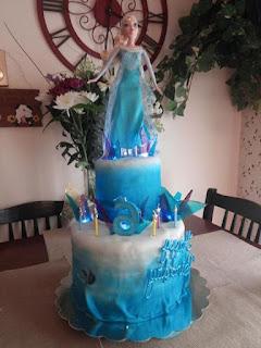 kue ulang tahun frozen murah