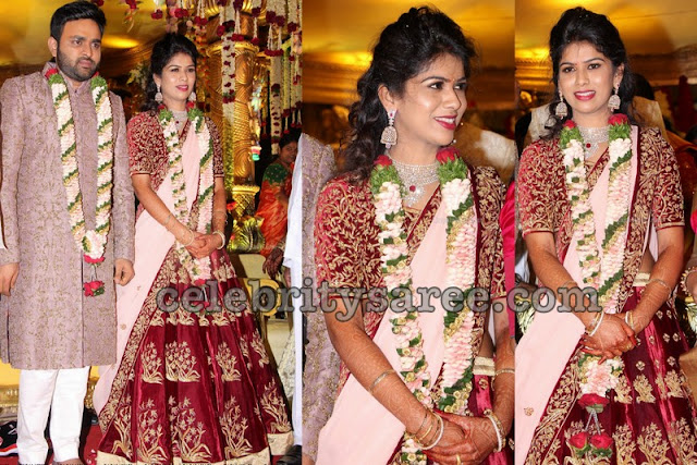 Talasani Srinivas Daughter Wedding