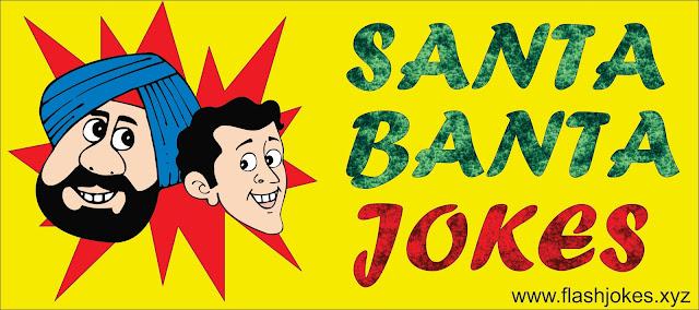 Santa Banta Funny Jokes