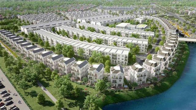 Không gian kiến trúc và tiện ích One World Regency - Đất Quảng Riverside