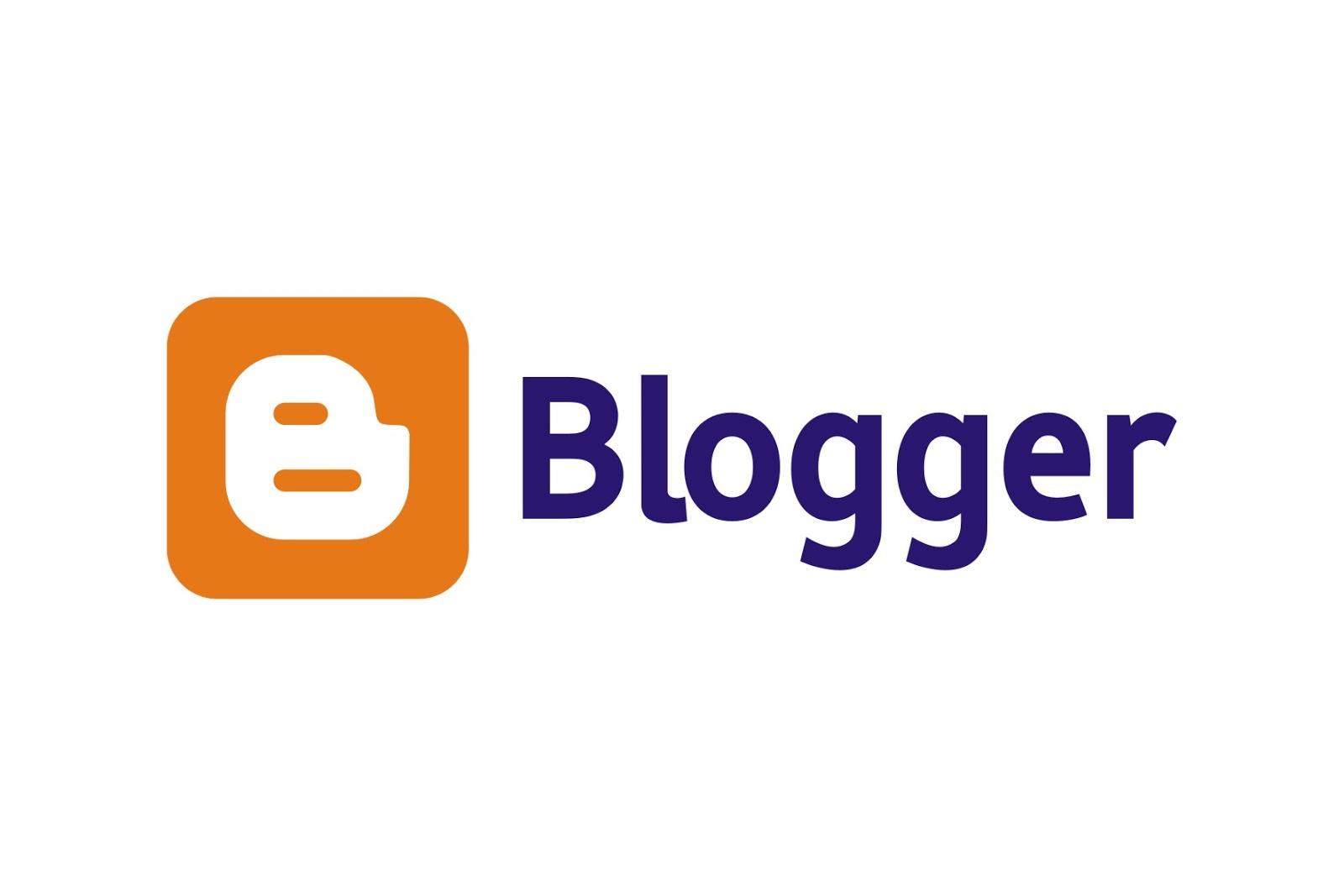 Blogger Logo - Logo-Share