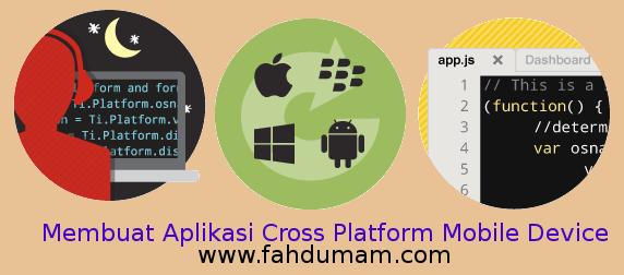 Membuat Aplikasi Smartphone Cross Platform Di Linux