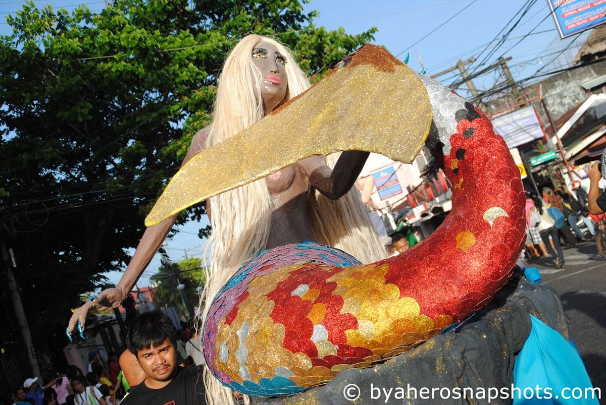Byahero: Daragang Magayon Festival 2013: Parade Of The