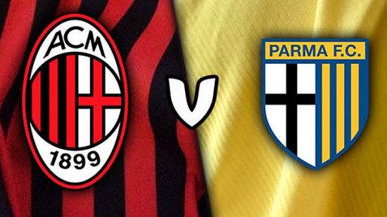 مباراة ميلان وبارما بتاريخ 02-12-2018 الدوري الايطالي
