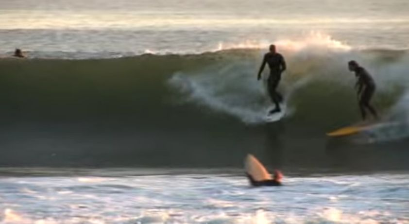 Kelly Slater ripping Rincon
