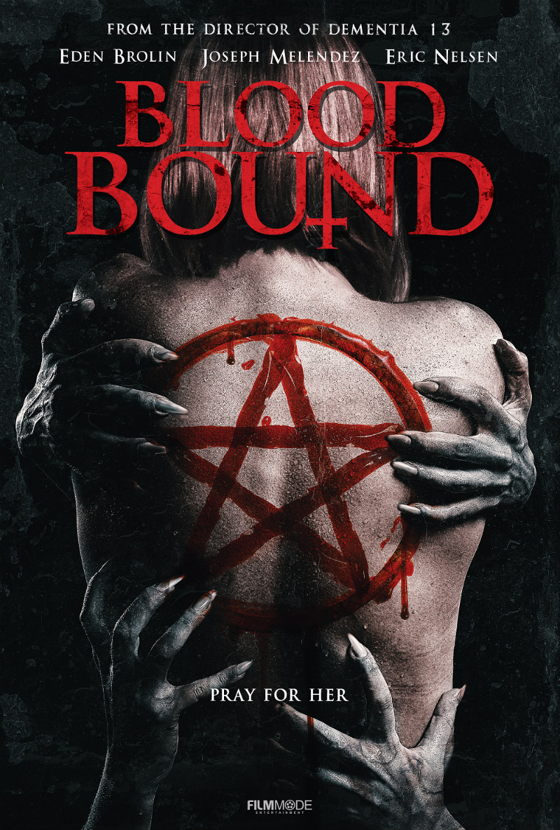 blood bound movie poster