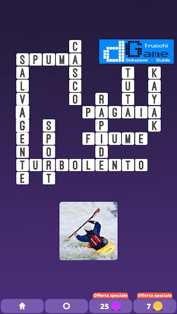 Soluzioni One Clue Crossword livello 13 schemi 3 (Cruciverba illustrato)  | Parole e foto