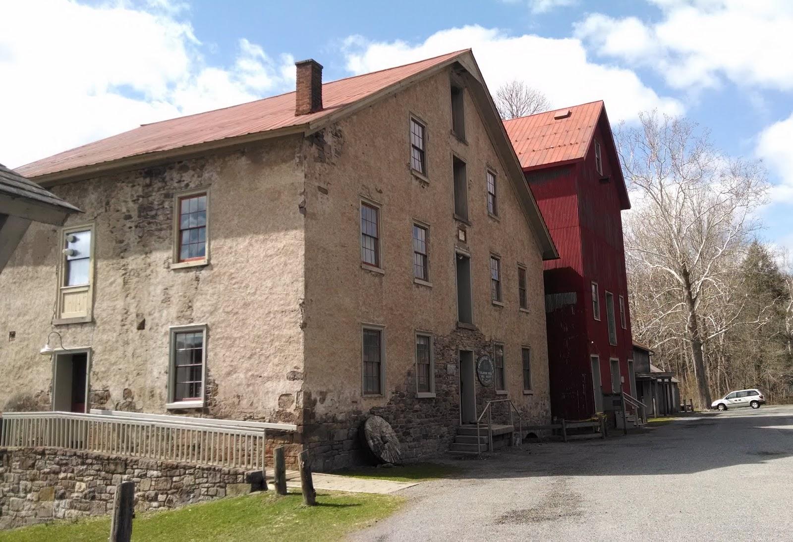 Стоктон, Нью Джерси (Prallsville Grist Mill, Stockton, NJ)