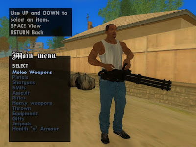 GTA San Andreas Ultimate 2019 Ultra Realistic Graphic Low Pc