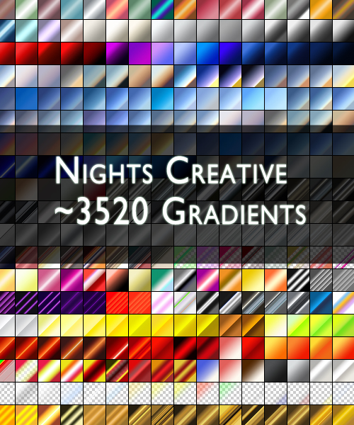 02 NCreative 3520 PS Gradients