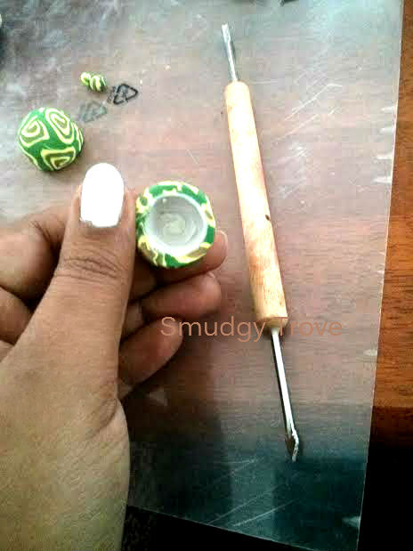 scooper polymer clay potter tool