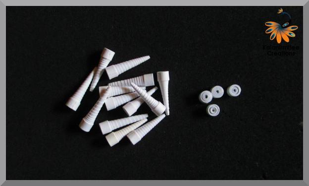 Quilled Jewelery set (Tutorial) | Kalanirmitee Creations