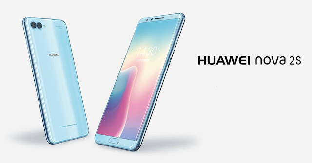 The Huawei Nova 2s With 6GB RAM And 4 Cameras Specs & Price
