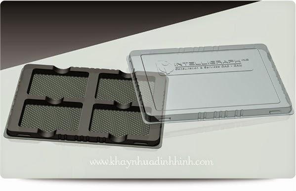Khay nhựa chống tĩnh điện 04