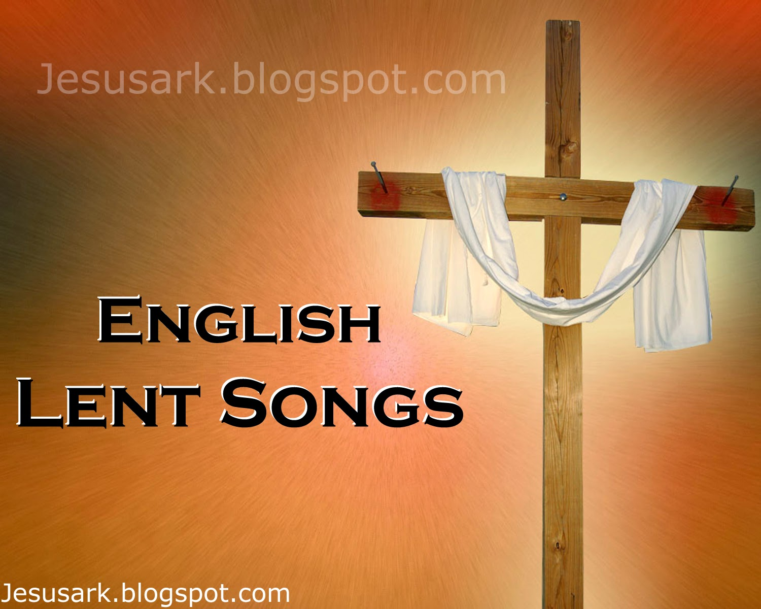 Jesus songs in english