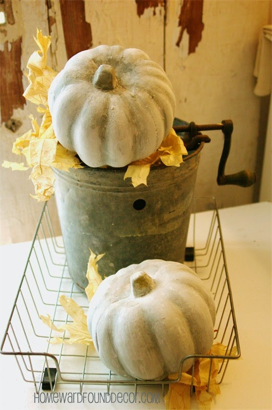 painting, tutorials, faux painting, faux finish, faux concrete, patina, texture, secret painting tips, faux concrete pumpkins, faux concrete styrofoam head