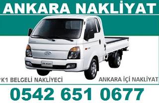 Ankara Sehir içi Nakliyat