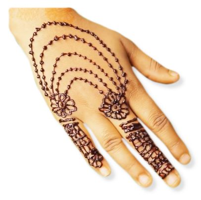 Ornaments Mehndi