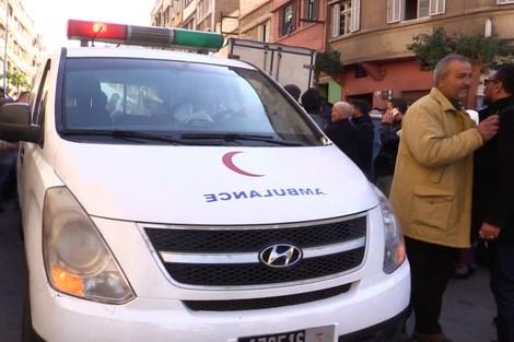 """الجهوية24 - الزغاريد تودّع التلميذ شادي ضحية انهيار سور """"شركة الأعلاف"""""""