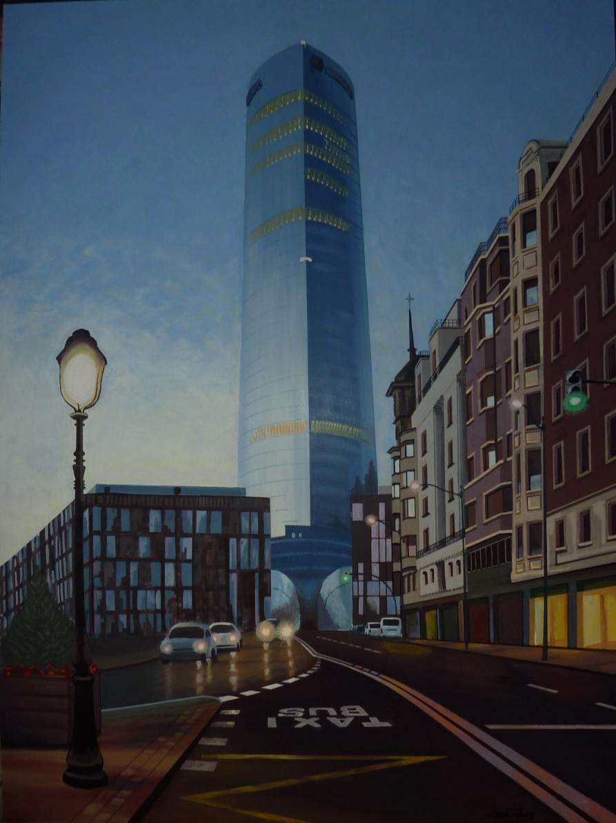 Iberdrola tower