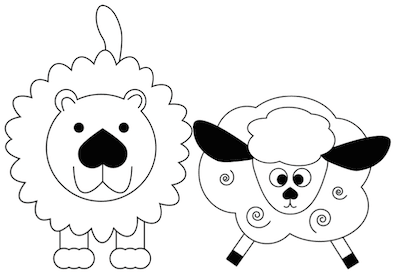 Lots of March Lion & Lamb Ideas! - Grade ONEderful