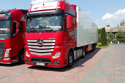 Airbrusch truck, malowanie tira, grafika na samochodzie ciężarowym, aerografia samochodowa