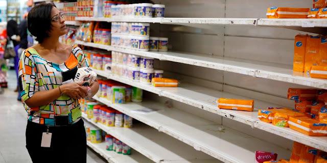 Precios aumentarán hasta 10 veces más de su valor actual, tras anuncios de Maduro, dicen economistas