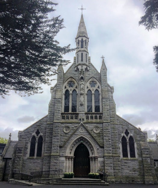 Patrick Comerford Ashlin S Church In Rathfarnham Is Part