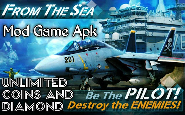 FROM THE SEA mod Apk game Unlimited Coins and Diamond for Android free Download